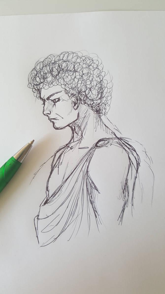 Roman sketch