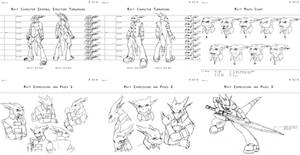 Ray Character Design Package