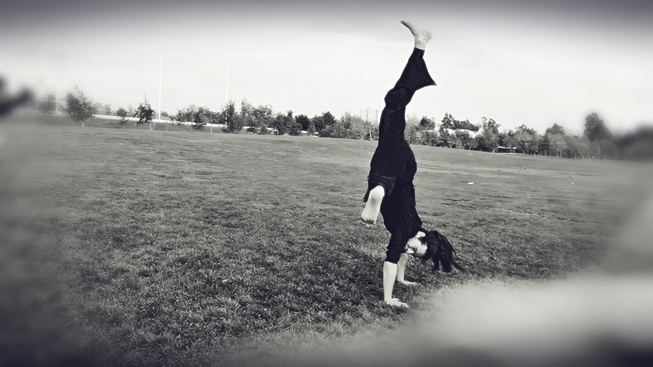 Handstand by KayserTXR