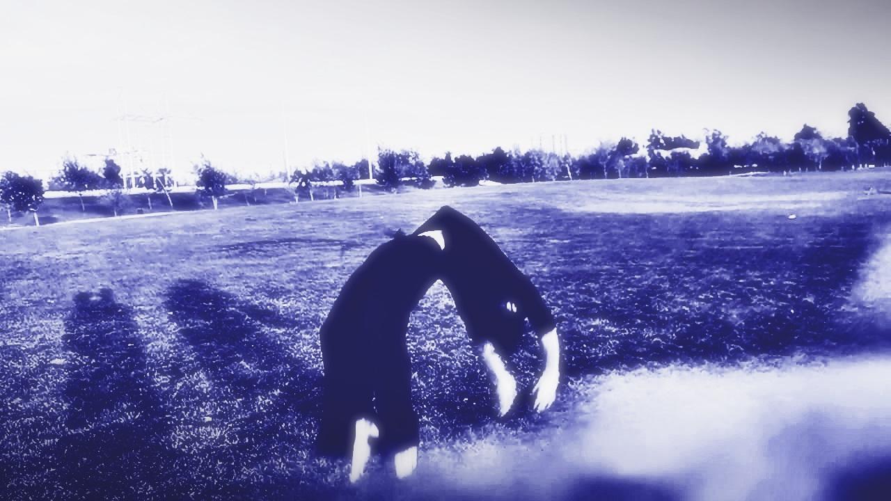 Backhandspring 3 by KayserTXR