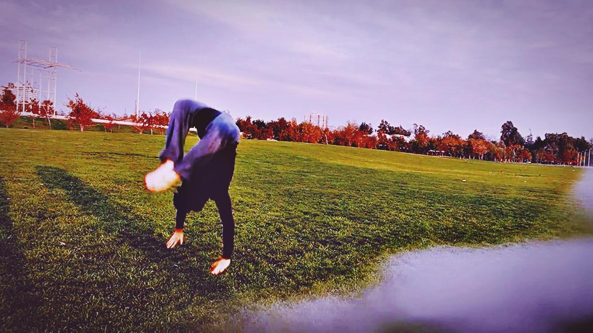Backhandspring 4 by KayserTXR