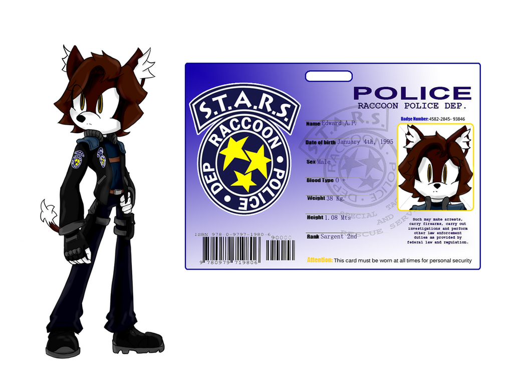 S.T.A.R.S. Agent by KayserTXR