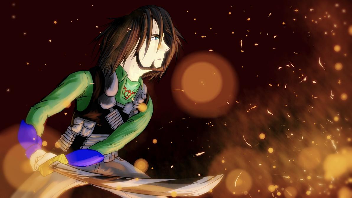 :RQ: ~Bret Sahim - Into the fire by KayserTXR