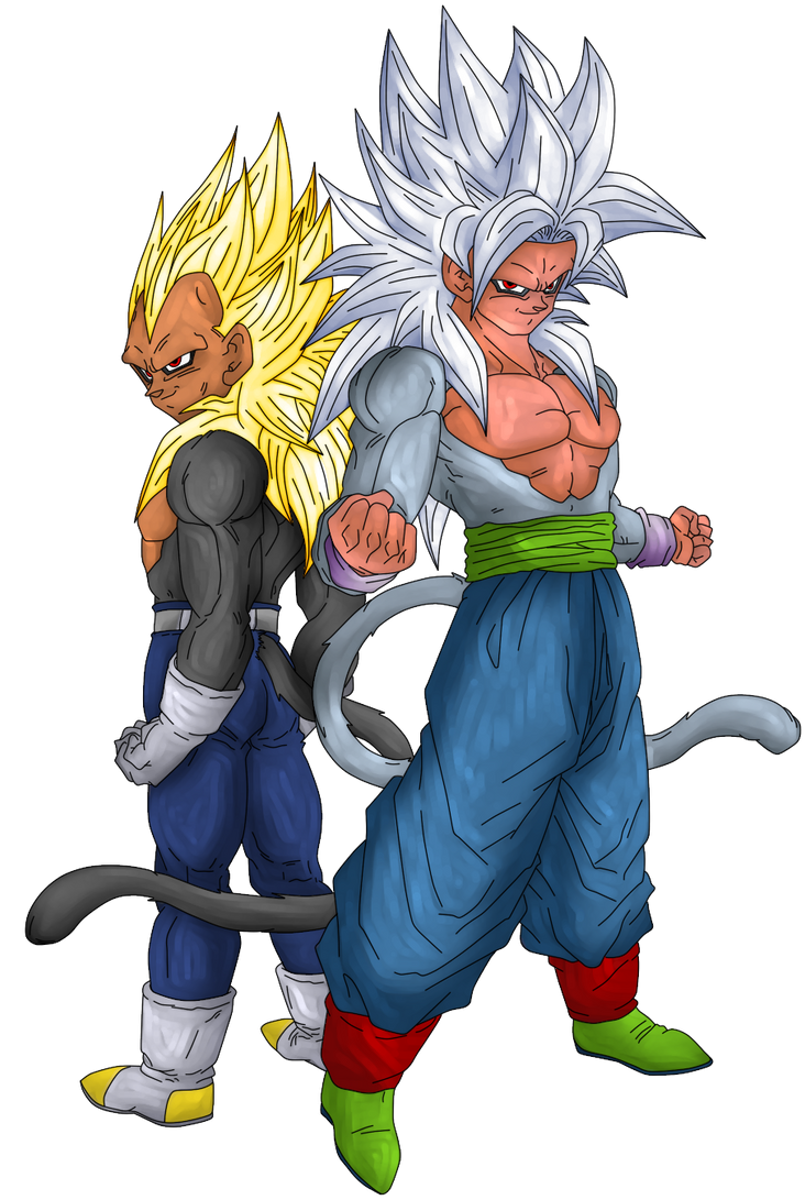 Blazejecar s AF - Goku...
