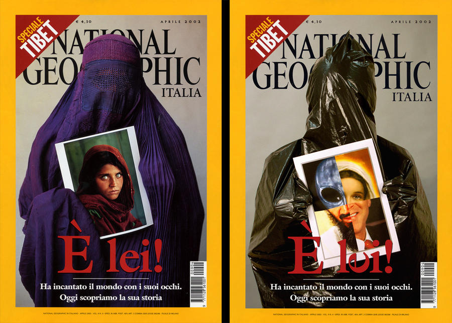 National geographic April 2002 by Shezmen ...