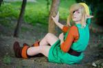 Link - Zelda Link Awakening