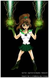 Dark Sailor Jupiter - Linnzy
