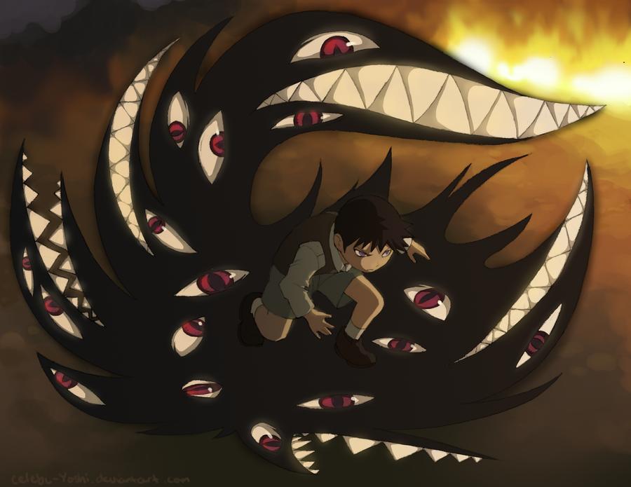 Pride from Fullmetal Alchemist by Celebi-Yoshi on DeviantArt