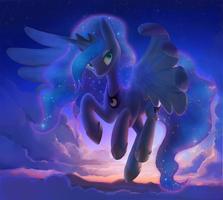 Princess Luna by Celebi-Yoshi