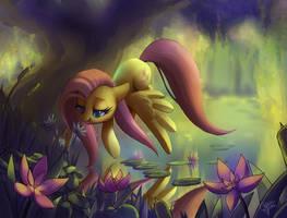 Fluttershy by Celebi-Yoshi