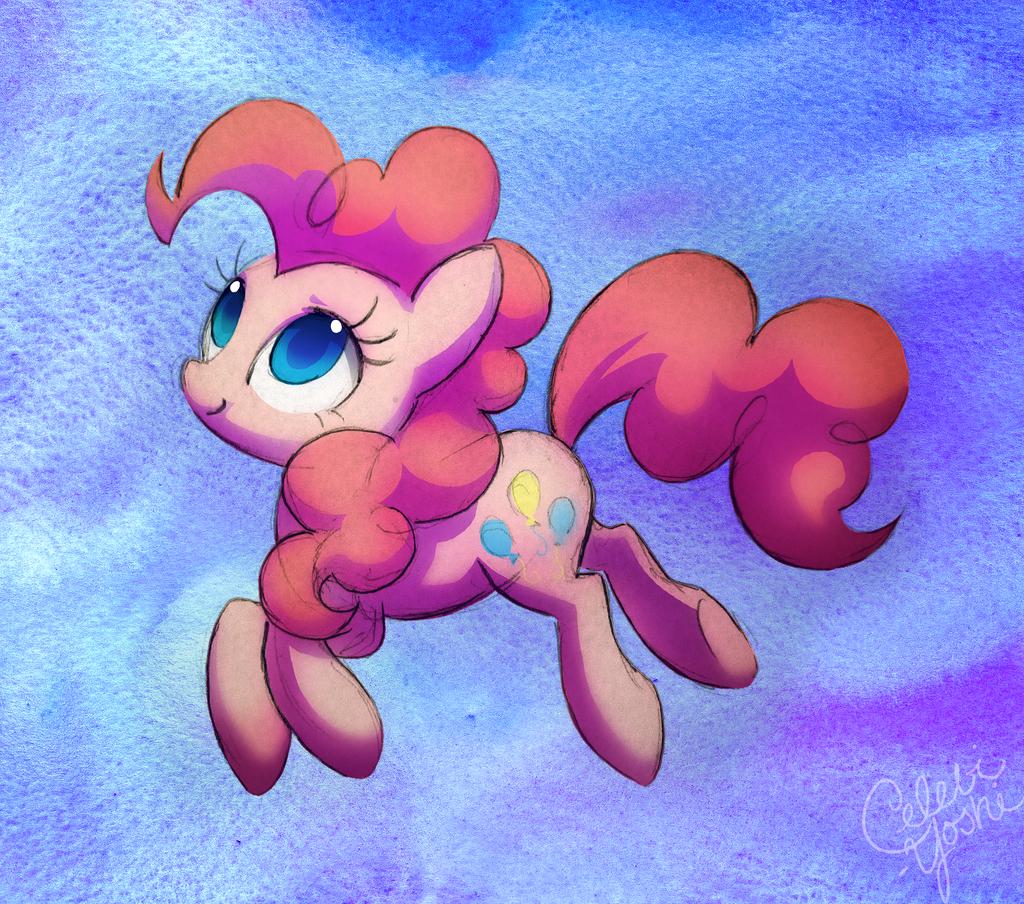 Pinkie Pie by Celebi-Yoshi