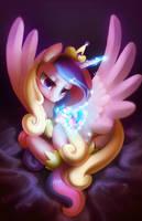 Princess Cadence by Celebi-Yoshi