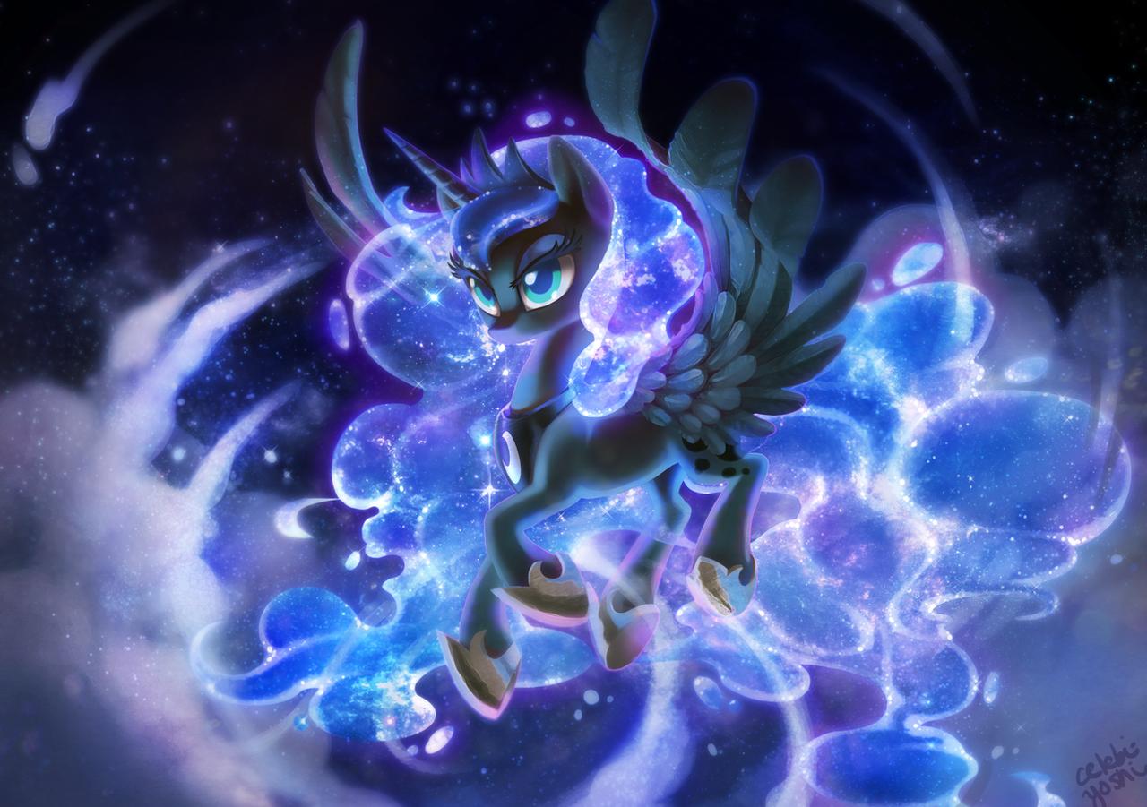 Princess Luna v2.0 by Celebi-Yoshi