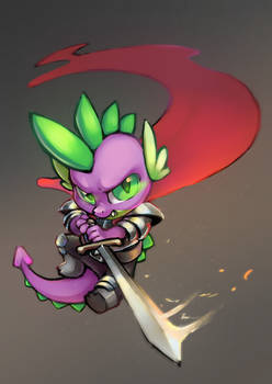 Commission: SPIKE