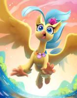 Commission: Skystar by Celebi-Yoshi