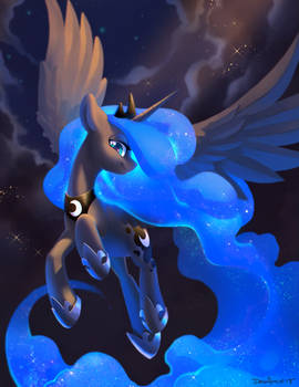Princess Luna v3.0