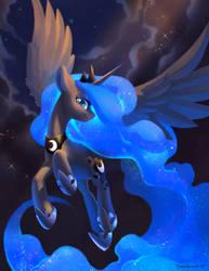 Princess Luna v3.0 by Celebi-Yoshi