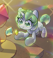 Crystal Pony -- Bit Parity