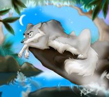 Wolf by Celebi-Yoshi
