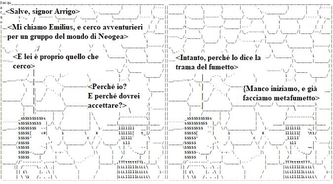 Cronache di Neogea remastered 0.1 by Dacqu91