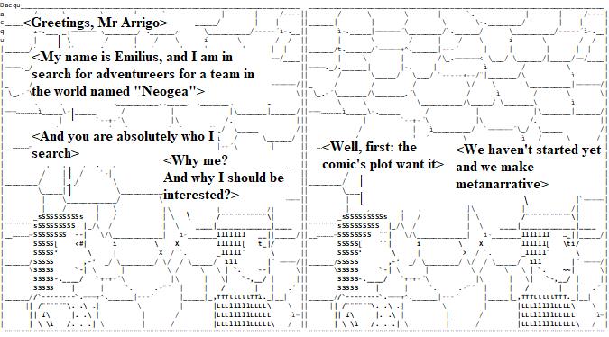 Cronache di Neogea remastered 0.1-inglese by Dacqu91