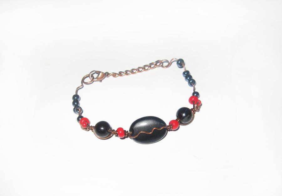 Copper Bracelet by Rolary