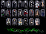 Death Eaters Wallpaper