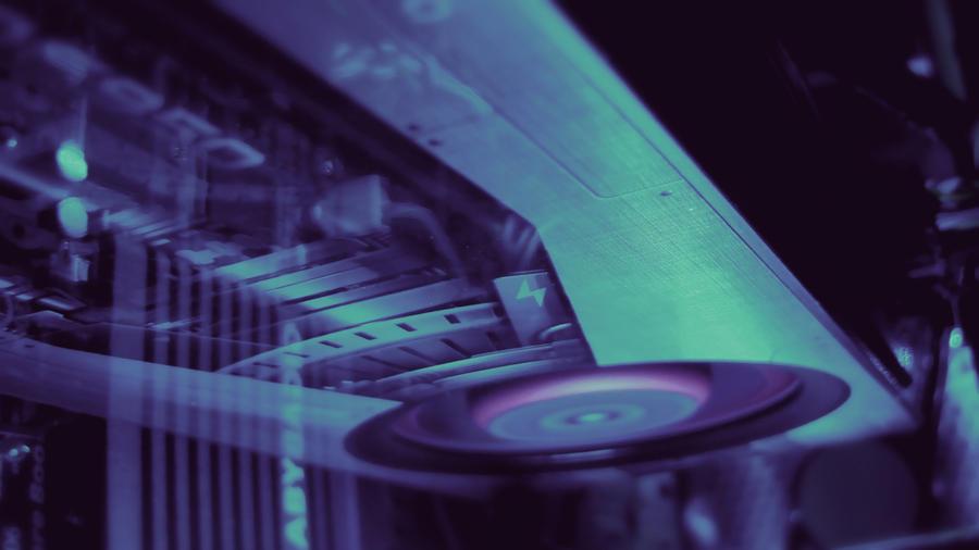 AMD Radeon HD 6950 by DigitalMaxx
