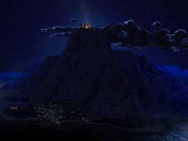 Melee Island by Semifer