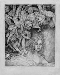 Darkly Dreaming Dorothea by Dorran92