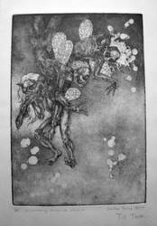 Faeries in Aquatint by Dorran92