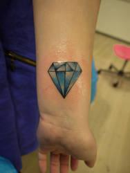 Old school diamond by Dorran92