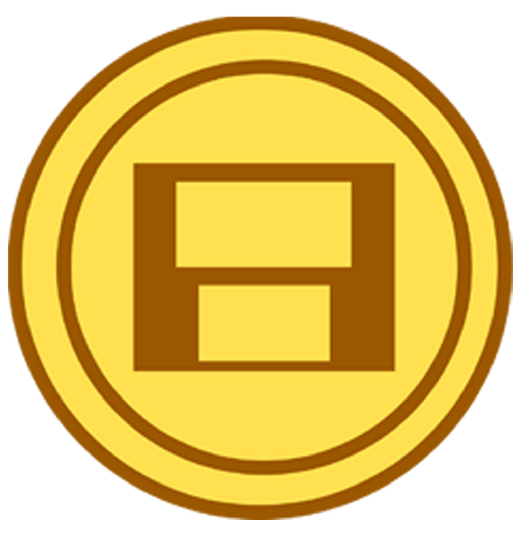 Play Coin Icon Made From Scratch By Malstar1000 On