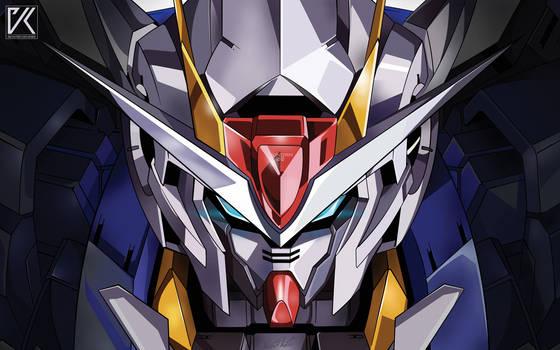Gundam GN-0000 00