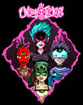 Unseen Tribe Colored Version
