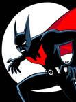Batman Beyond Colored
