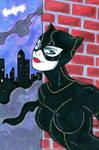 Catwoman Headshot