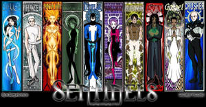 Sentinels Poster 1