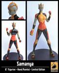 Samanya Statue Final Version by RichBernatovech