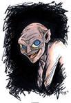 Illustrious Bits Week 43: Gollum