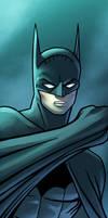 Batman Panel Art