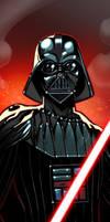 Darth Vader Panel Art