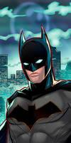 Batman Panel Art 2