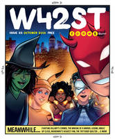 W42ST 2016 OCTOBER COVER by RichBernatovech