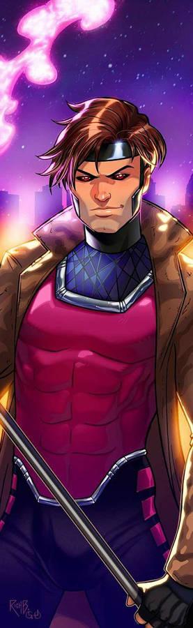 Gambit Panel Art 2