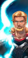 Thor Panel Art 2
