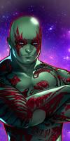 Drax Panel Art