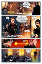 BLESSED SONS Issue 1 Page 3 by RichBernatovech