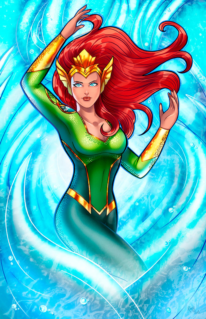 Mera 2018 Color by RichBernatovech