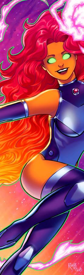Starfire Panel Art 2